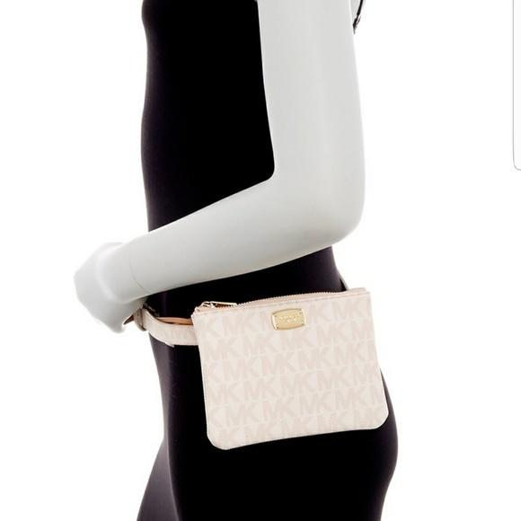 e64faa619da04b Michael Kors Bags | Mk Logo Womens Fanny Pack Belt Bag | Poshmark